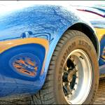 """""""AC Cobra Blue and Yellow"""" by oopsfotos"""