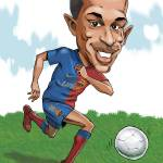 """Thierry Henry"" by femiadetunji"