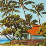 """Cottage In Paradise"" by davidwesterfield"