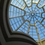 """Guggenheim skylight.JPG"" by Kliman"