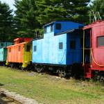 """Colorful Trains"" by digitalvisions"