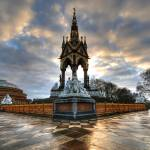 """The Albert Memorial, London"" by sergioamiti"