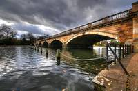 The Serpentine Bridge