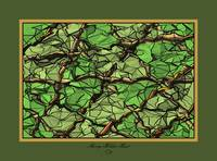 FRACTURED GREEN II