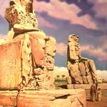 """Colossus of Memnon"" by pldimitrov"