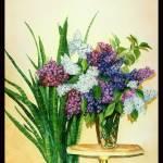"""Lilacs II 16x20"" by AnnaGrzesik"