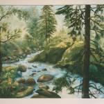 """""""Adirondack Stream"""" by AnnaGrzesik"""