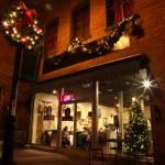 """Christmas Coffee Shop"" by SteveRhode"