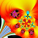 """DigiFlowers  Art Print  de41l4a21z1r.F3sq.00002.c4"" by nv"