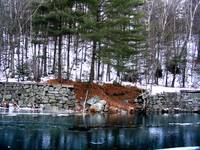 Swift River: Bondsville, MA