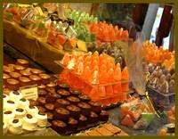 Belgian Chocolates & Pate de Fruits