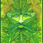 """Ganja-Greenman"" by bambiwatson"