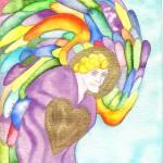 """Arch Angel Michael"" by Christia"