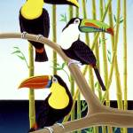 """Toucans"" by delRio"