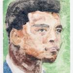 """Muhammad Ali portrait"" by dionisortiz"