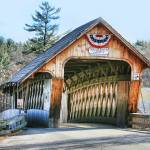 """Ashland Covered Bridge"" by digitalvisions"