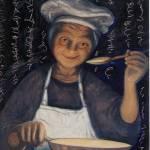 """kitchen witch"" by rickmobbs"