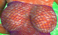 Textured breasts