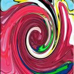 """Banana_Slipping_on_a_Wave"" by JoshuaMcDonald"
