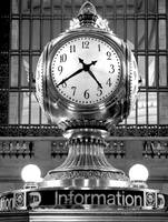 Grand Central Clock, New York City