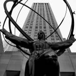"""Atlas, Rockefeller Center, New York City"" by enigmafoto"