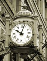 Marshall Fields Clock, Chicago