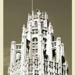 """The Tribune Tower, Chicago"" by enigmafoto"