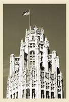 The Tribune Tower, Chicago