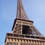 """Eiffel Tower"" by marlenechallis"