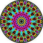 """Mandala 006"" by Atomsplitter"