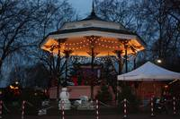 'Bandstand in Hyde Park'
