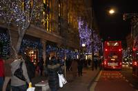 'Oxford St. Lights 02'