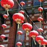 """Chinese Lanterns"" by rufus"