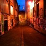 """AC/DC Lane"" by nomadimages"