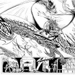 """""""Dragon Riders"""" by ShanePeters"""