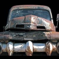 Ford V8 Art Prints & Posters by Jon Blumenaus