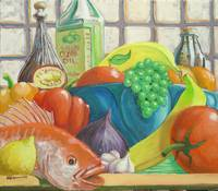 Red Snapper & Fruit ©2008