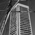 """""""Inner Harbor B and W"""" by robbdee40"""