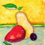 """Italian Pear Fresco"" by sageworks"