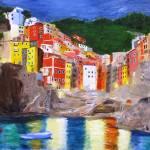 """""""Cinque Terre"""" by stonecash"""