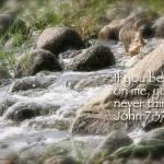"""Israel John 7:37"" by Melissaphillips"