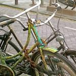"""Rustic Bikes"" by BevMummery"