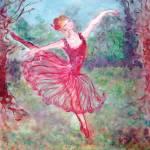 """""""Ballet Romance 2009"""" by marieLsBalletArt"""