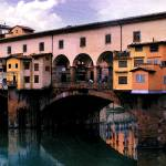 """Water Colors - Ponte Vecchio"" by Travelerscout"