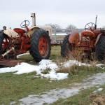 """Farm WinterTractors"" by crazyabouthercats"