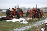 Farm WinterTractors