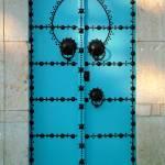 """""""Triple Knocker Door"""" by DonnaCorless"""