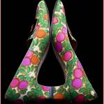 """flower shoes"" by willa"