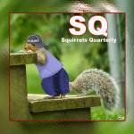 """Squirrels Quarterly Magazine"" by charlieishere"