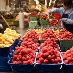 """""""Raspberries and Golden Raspberries"""" by howardpoon"""